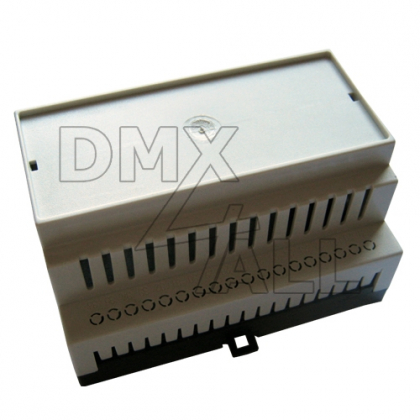 Module enclosure 1050 for DIN-rail