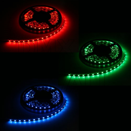 Flex LED-Stripe RGB 150 LEDs
