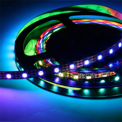 Digital LED-Stripe RGB APA-104 60BL