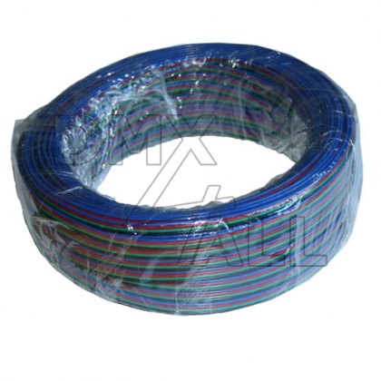 Cable for RGB-LED-Stripes 50m
