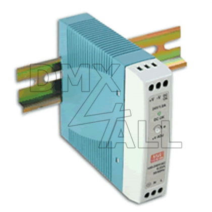 DIN-Rail power supply 12V/20W (1,67A)