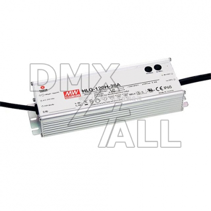 LED-Switching Power Supply HLG 12V/10A