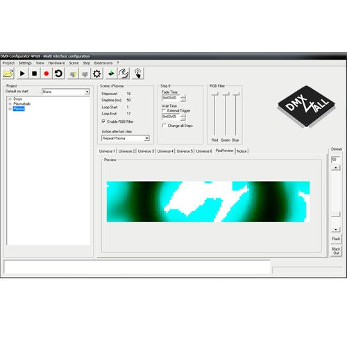 Pixel LED Controller - ArtNet DMX Interface - USB-DMX - Node Player