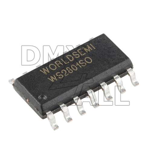 WS2801 Controller IC