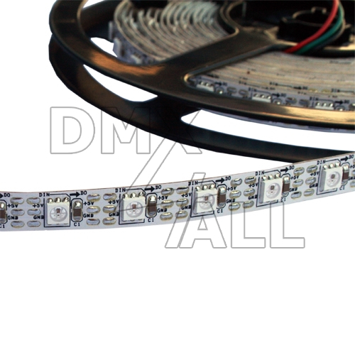 Digital LED-Stripe RGB WS2811 60WS